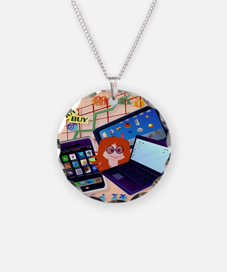 0Mouse Pad Cyber Monday-Brin Necklace