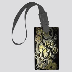 GearsIphone3G Large Luggage Tag