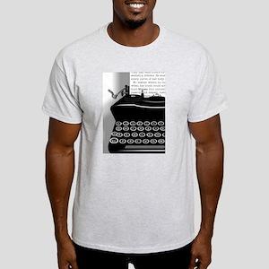 Freelance Writer, Light T-Shirt