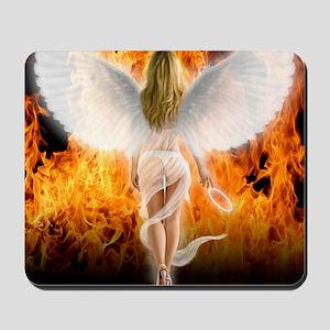 545 Fallen Angel for Cafe Press d Mousepad