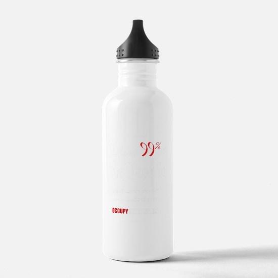 WeThePeopleBlack10x10 Water Bottle