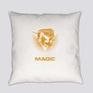 Believe In Magic Unicorn Everyday Pillow
