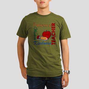 Teacher Organic Men's T-Shirt (dark)