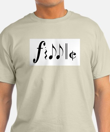Great NEW fiddle design! T-Shirt