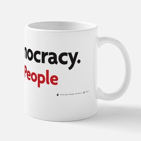 Social Democracy-Good for People Mug
