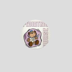 Pediatric Nurse Mini Button