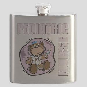 Pediatric Nurse Flask