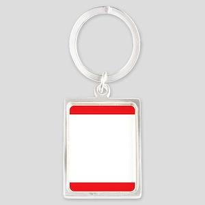 RUN-ATC Portrait Keychain