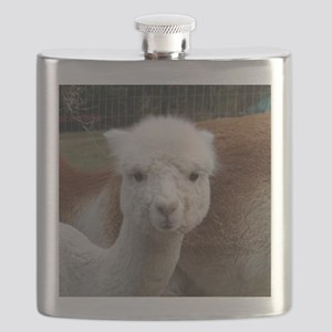 ALPACA BABY  FRIENDS 001 Flask
