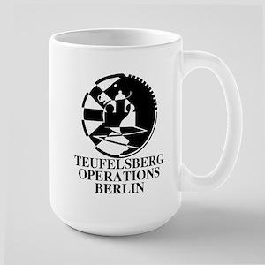 Large Mug with Teufelsberg Logo