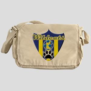 WildcatsSheild1.3 Messenger Bag