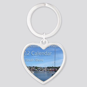 Cover2012 Heart Keychain