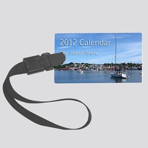 Cover2012 Large Luggage Tag