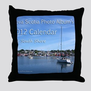 Cover2012 Throw Pillow