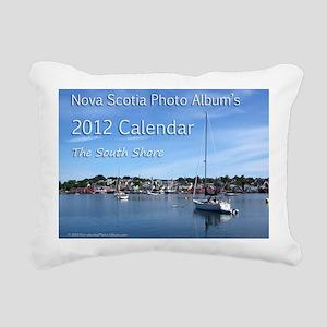 Cover2012 Rectangular Canvas Pillow