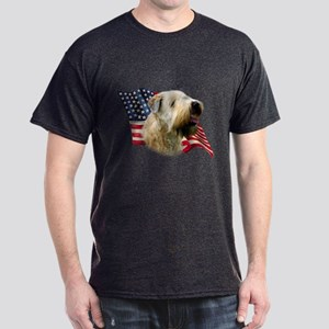 Wheaten Flag Dark T-Shirt
