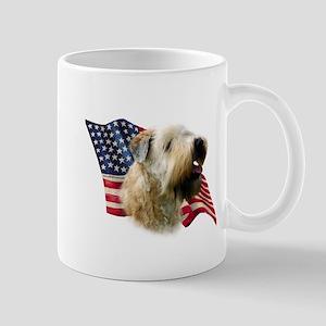 Wheaten Flag Mug