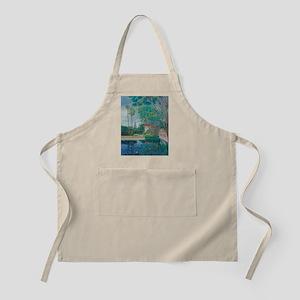Balboa Park Pond b shirt Apron