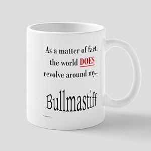 Bullmastiff World Mug