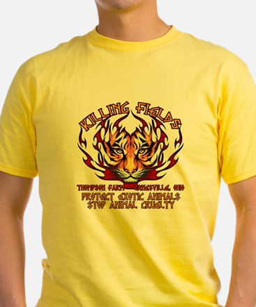 animal cuelty tiger T