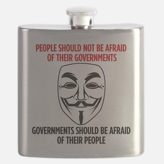 V Mask Flask