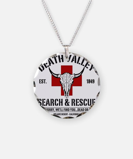 DEATH VALLEY RESCUEc Necklace