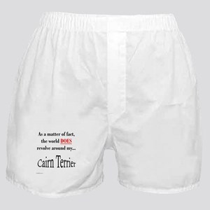 Cairn Terrier World Boxer Shorts