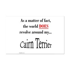 Cairn Terrier World Posters