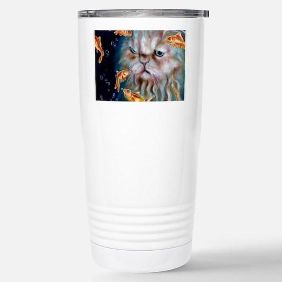 midnight_w Stainless Steel Travel Mug