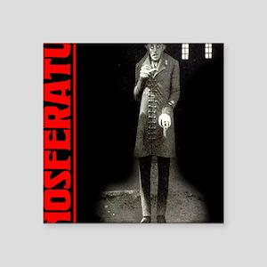"""Nosferatu-02 Square Sticker 3"""" x 3"""""""