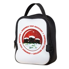 Remember Your Ancestors Neoprene Lunch Bag