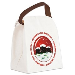 Remember Your Ancestors Canvas Lunch Bag