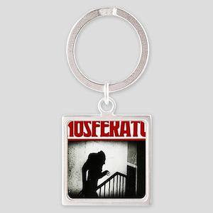 Nosferatu-01 Square Keychain