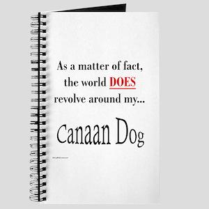 Canaan Dog World Journal