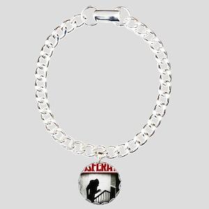 Nosferatu-01 Charm Bracelet, One Charm