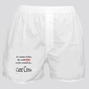 Cane Corso World Boxer Shorts