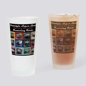 FordCover Drinking Glass