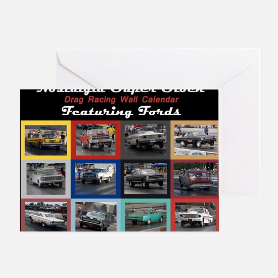 FordCover Greeting Card