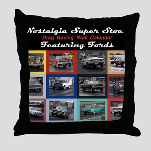 FordCover Throw Pillow