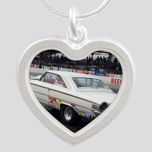 jul Silver Heart Necklace