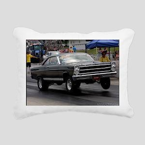feb Rectangular Canvas Pillow