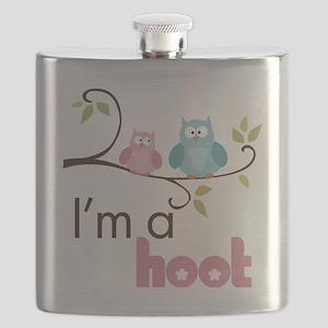 hootgirl Flask