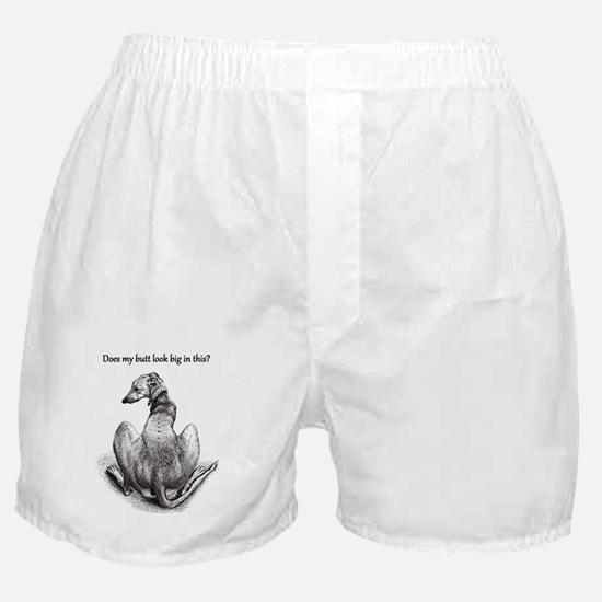 Cute Bums Boxer Shorts