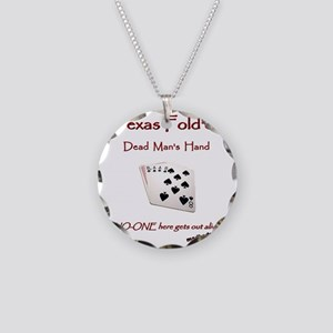 TFE Dead Mans Hand 6000 Necklace Circle Charm