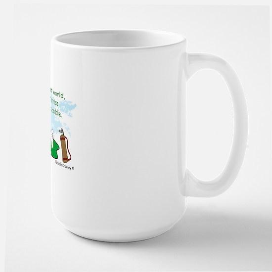 BichonFrise Large Mug