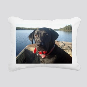 Abby 2011 Rectangular Canvas Pillow