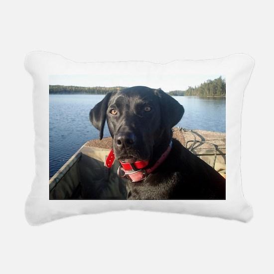 Abby 2011 Rectangular Canvas Pillow