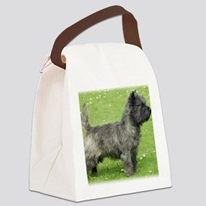 Cairn Terrier 9Y004D-024 Canvas Lunch Bag