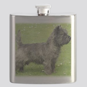 Cairn Terrier 9Y004D-024 Flask