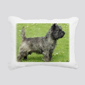 Cairn Terrier 9Y004D-024 Rectangular Canvas Pillow